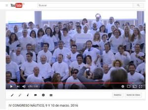 Vídeo IV Congreso Nautico