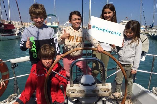 Campaña de promoción de la náutica #embarcate